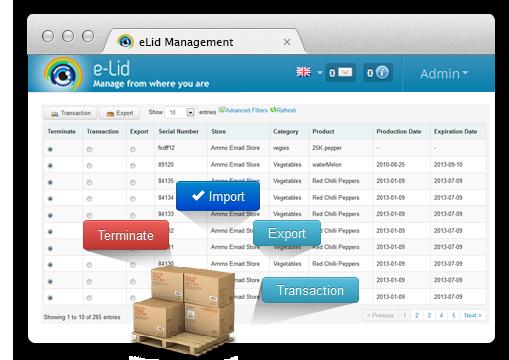 Warehouse Transactions